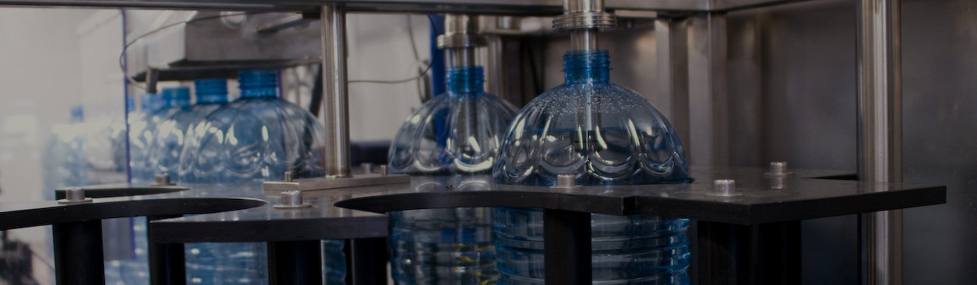 PET bottling lines