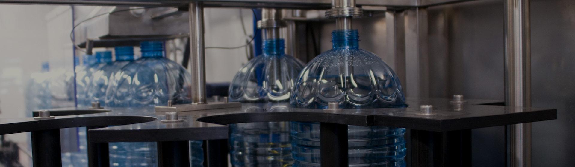PET bottling lines